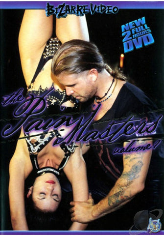Cheap The Pain Masters 1 porn DVD
