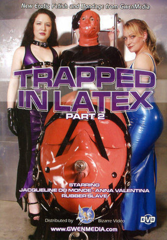 Trapped In Latex 2 Porn DVD