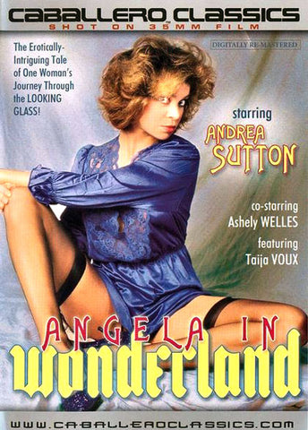 Cheap Angela In Wonderland porn DVD
