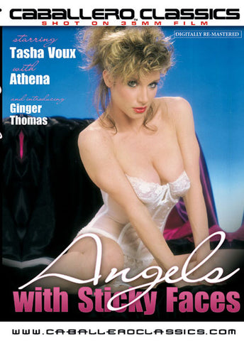 Cheap Angels With Sticky Faces porn DVD