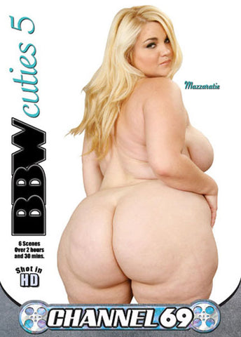 BBW Cuties 5 XXX Adult DVD
