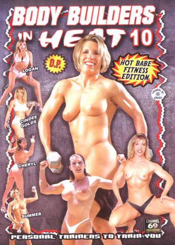 Body Builders In Heat 10Adult Sex DVD