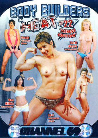 Body Builders In Heat 22Adult Sex DVD