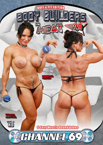 Body Builders In Heat 29Adult Sex DVD
