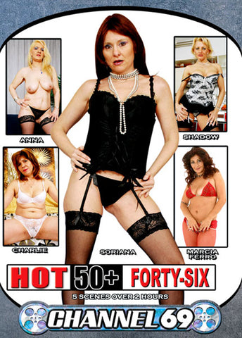 Hot 50 Plus 46 Adult DVD