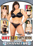 Hot 50 Plus 47 Adult DVD