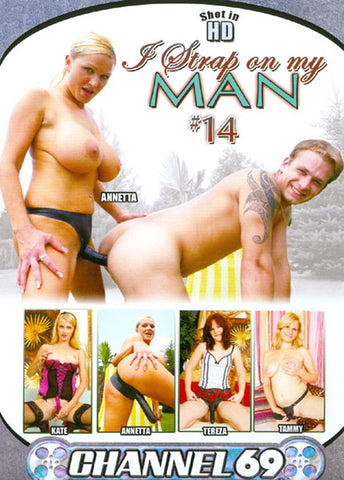 I Strap On My Man 14 Adult Movies DVD