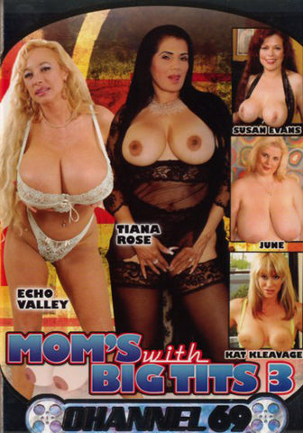 Cheap Mom's With Big Tits 3 porn DVD