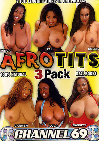 Cheap Afro Tits 3 Pack (3 Disc Set) porn DVD