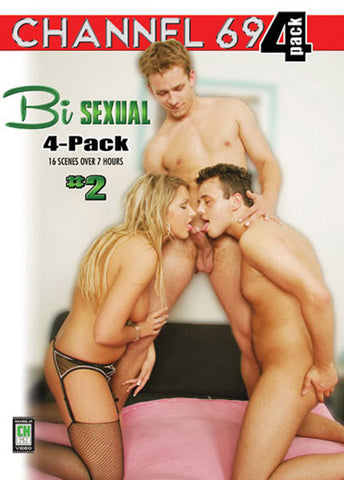 Cheap Bi Sexual 2 (4 Disc Set) porn DVD