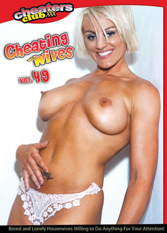 Cheating Wives 49 Adult DVD