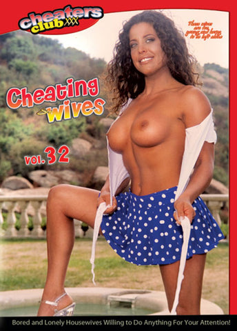 Cheap Cheating Wives 32 porn DVD