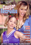 Cheap Cougar Recruits 1 porn DVD