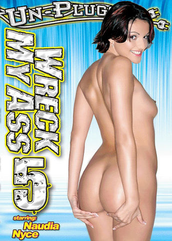 Cheap Wreck My Ass 5 porn DVD