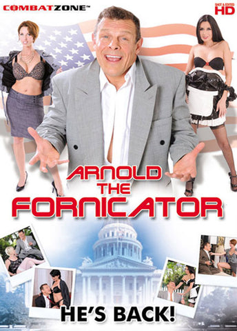 Cheap Arnold The Fornicator porn DVD