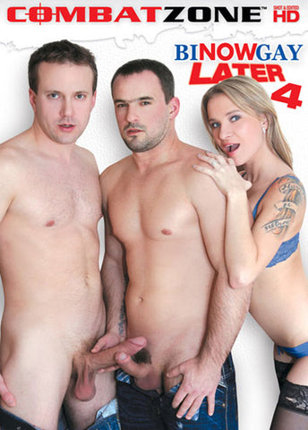 Cheap Bi Now Gay Later 4 porn DVD