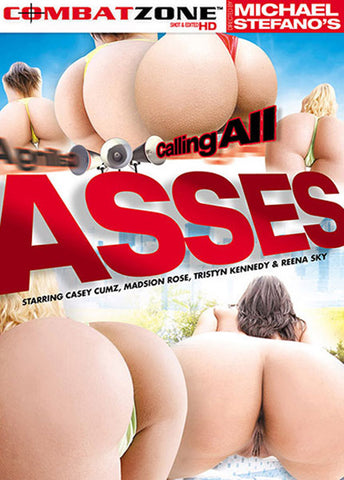 Cheap Calling All Asses porn DVD