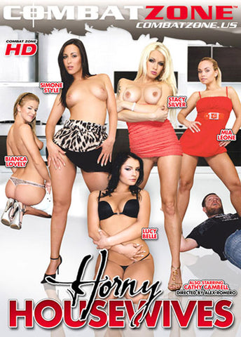 Cheap Horny Housewivies porn DVD