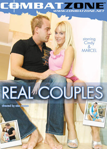 Cheap Real Couples porn DVD