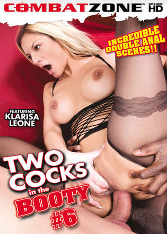 Cheap Two Cocks In The Booty 6 porn DVD