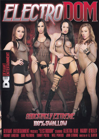 Electrodom Adult Movies DVD