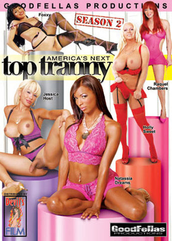 America's Next Top Tranny 2 XXX DVD