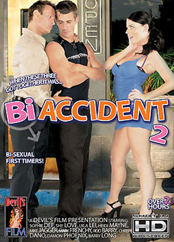 Cheap Bi Accident 2 porn DVD