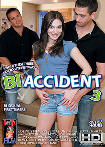 Cheap Bi Accident 3 porn DVD