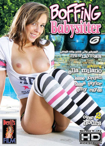 Cheap Boffing The Babysitter 6 porn DVD