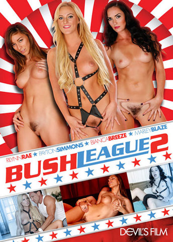 Bush League 2 Sex DVD