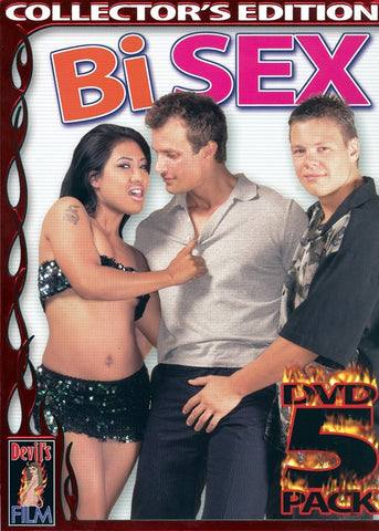 Cheap Bi Sex (5 Disc Set) porn DVD