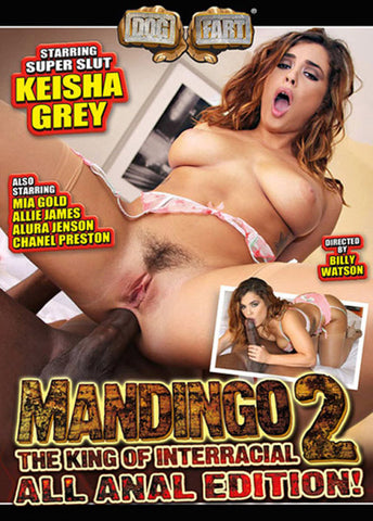 The King Of Interracial Mandingo 2 All Anal Edit XXX Adult DVD