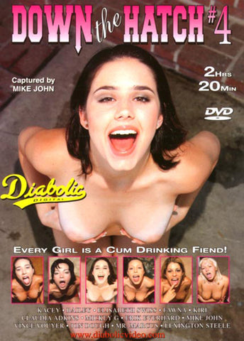 Cheap Down The Hatch 4 porn DVD