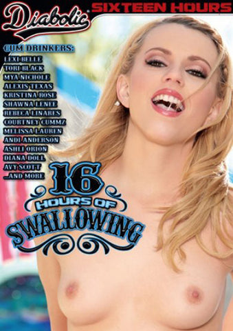 Cheap 16 Hours Of Swallowing 1 (4 Disc Set) porn DVD