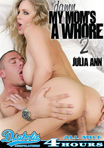 Damn, My Mom's A Whore 2 XXX DVD