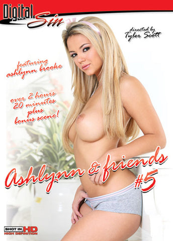 Cheap Ashlynn & Friends 5 porn DVD