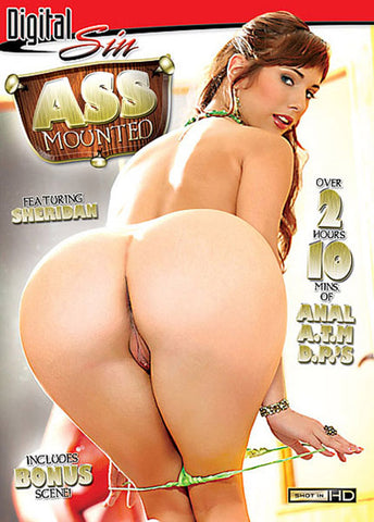 Ass Mounted Adult DVD