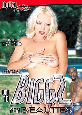 Cheap Biggz and the Beauties 10 porn DVD