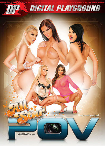 Cheap All Star POV porn DVD