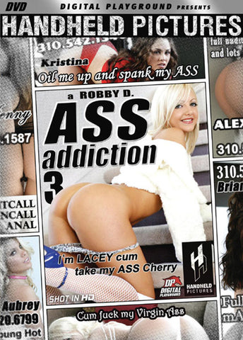 Cheap Ass Addiction 3 porn DVD