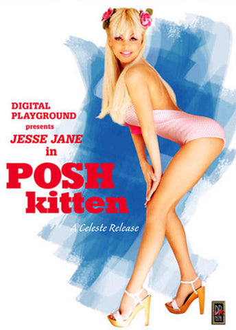 Cheap Posh Kitten porn DVD