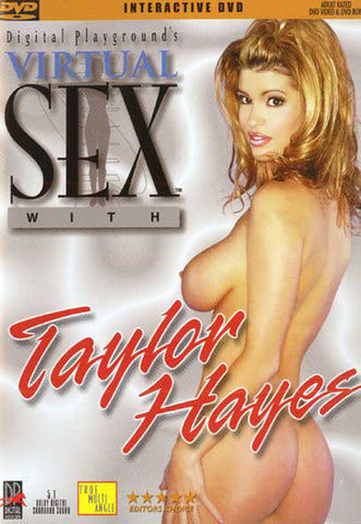 Cheap Virtual Sex With Taylor Hayes porn DVD