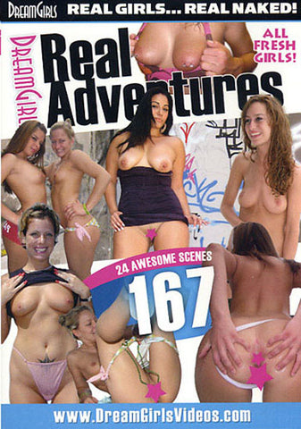 Real Adventures 167 Adult Movies DVD