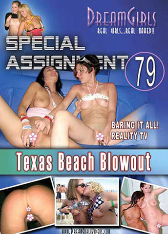 Special Assignment 79 XXX Adult DVD
