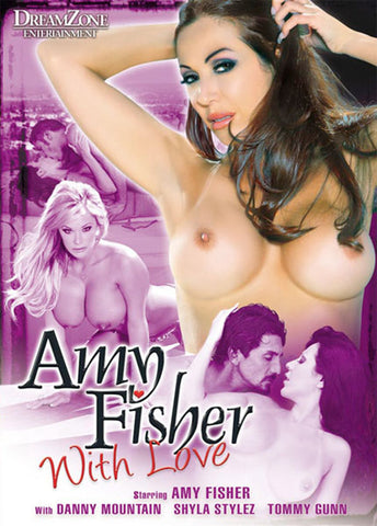 Cheap Amy Fisher With Love porn DVD