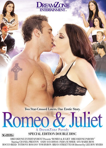 Cheap Romeo & Juliet A Dream Zone Parody porn DVD