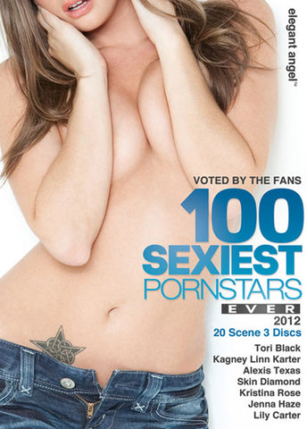 Cheap 100 Sexiest Pornstars Ever 2012 (3 Disc Set) porn DVD