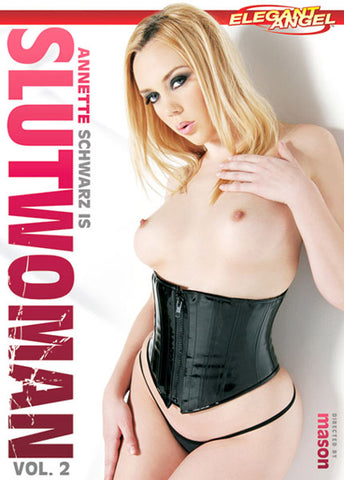 Cheap Annette Schwarz Is Slutwoman 2 porn DVD