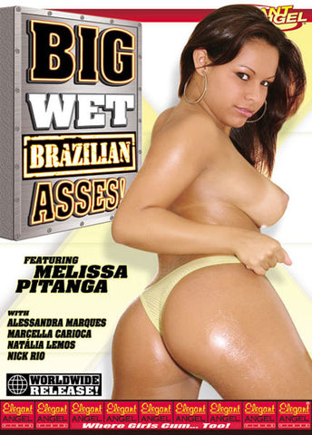 Cheap Big Wet Brazilian Asses 1 porn DVD