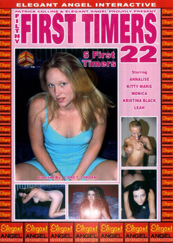 Cheap Filthy First Timers 22 porn DVD